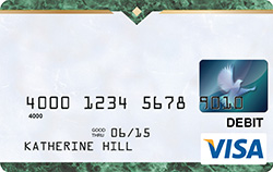 reloadable card photo